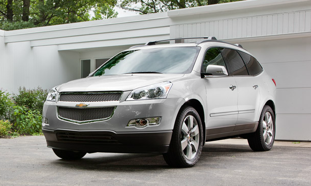 best car models all about cars 2012 chevrolet traverse. Cars Review. Best American Auto & Cars Review