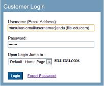 Cara ganti domain / custom dot com di blogger di jogjahost
