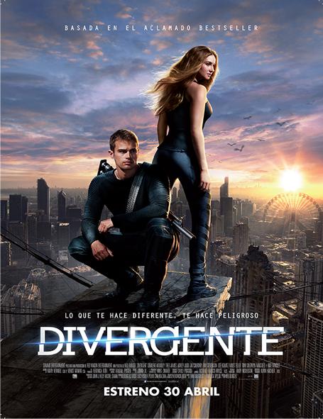 Divergente (2014) Online