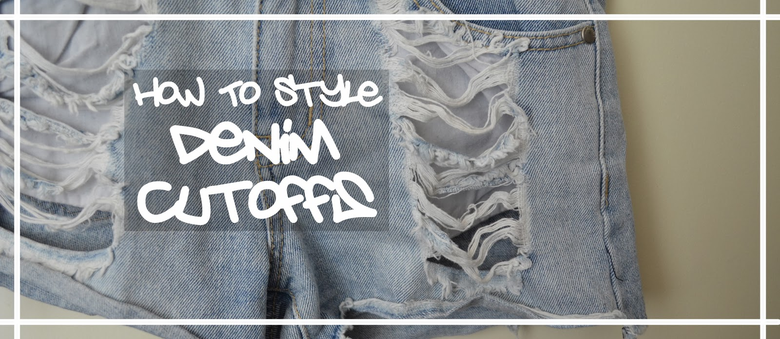 shorts distressed rips style inspiration outfits looks
