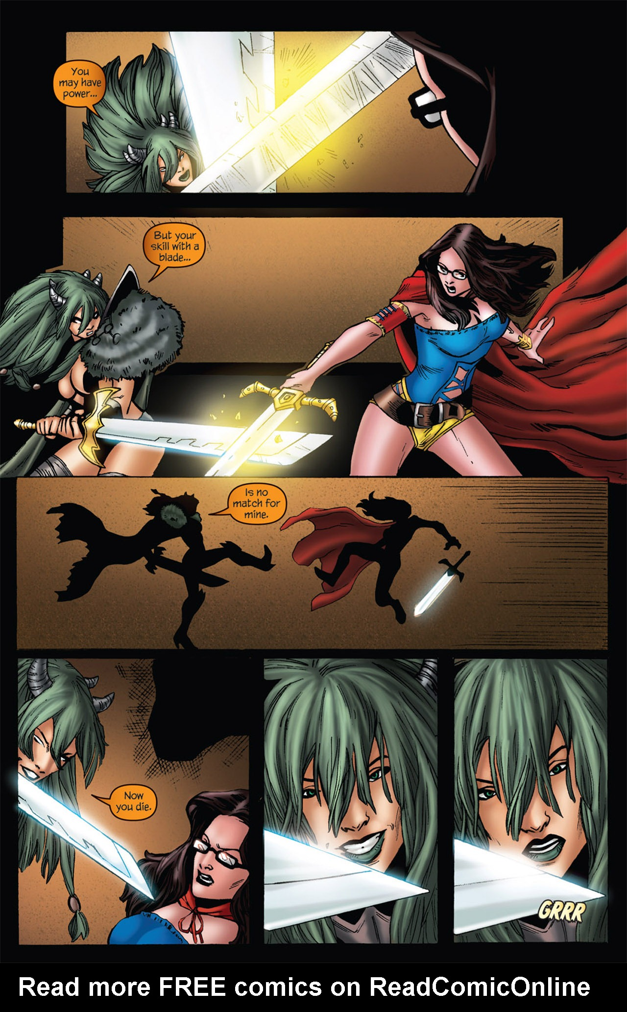 Grimm Fairy Tales (2005) Issue #56 #59 - English 9