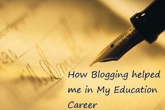 Blogging-Carrer-helped-in-education