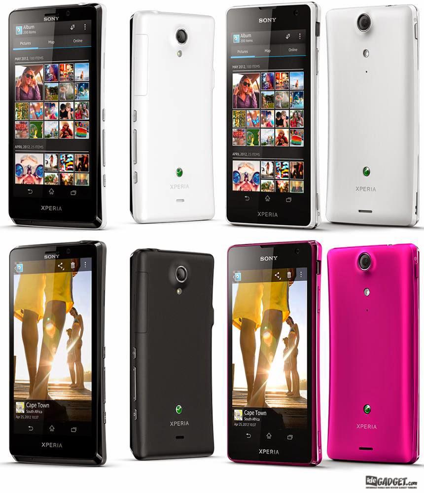 Spesifikasi Handphone Sony Xperia TX Bagus