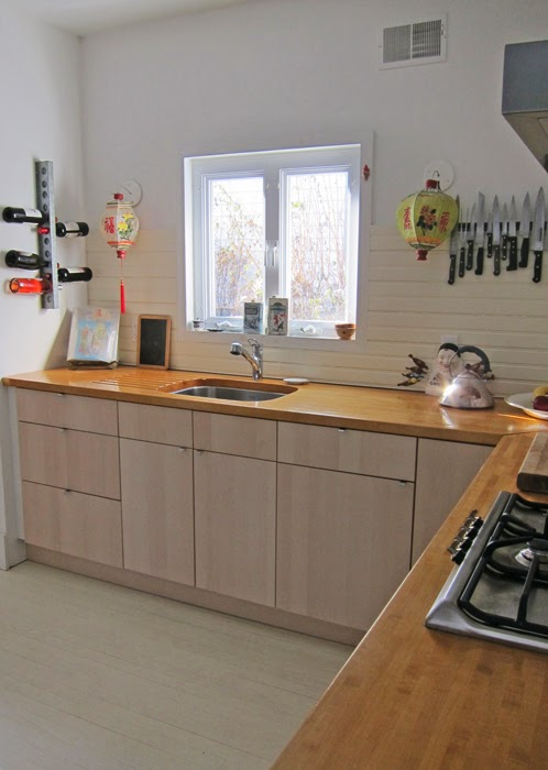 view of kitchen in nyack house for sale