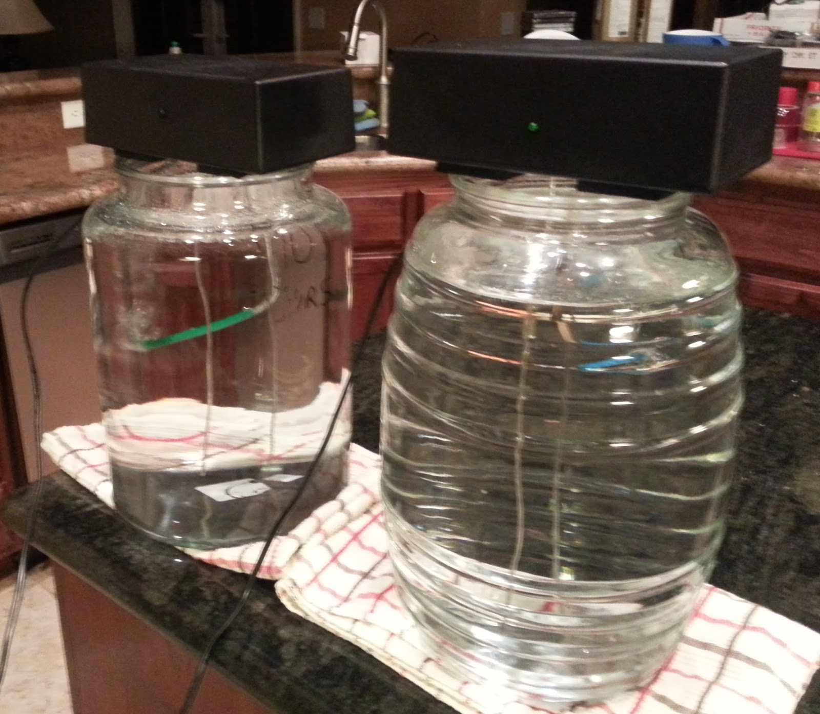 How to make monster-sized batches of colloidal silver for a few pennies; see www.TheSilverEdge.com...