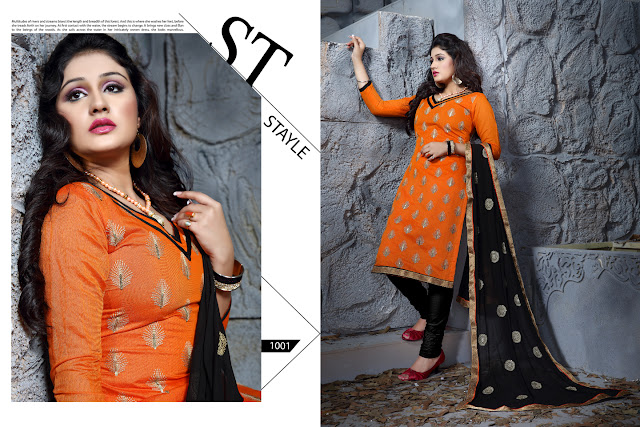 Imlie – Latest Chanderi Cotton Dress Materials Buy Wholesale