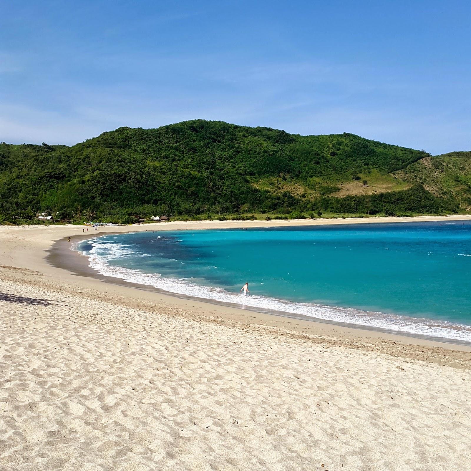 Mawi Beach Lombok Island