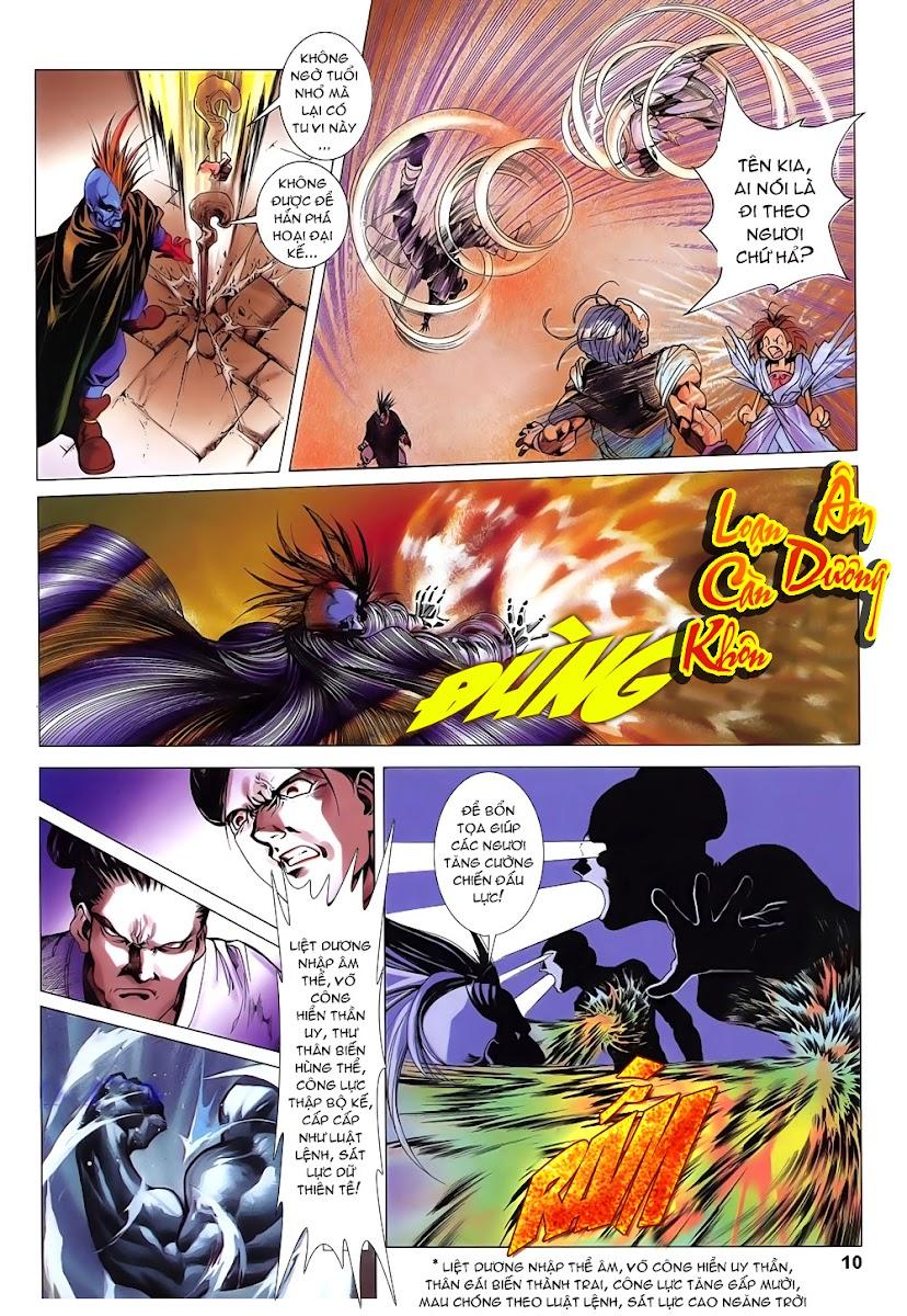 Lục Đạo Thiên Thư chap 5 - Trang 9