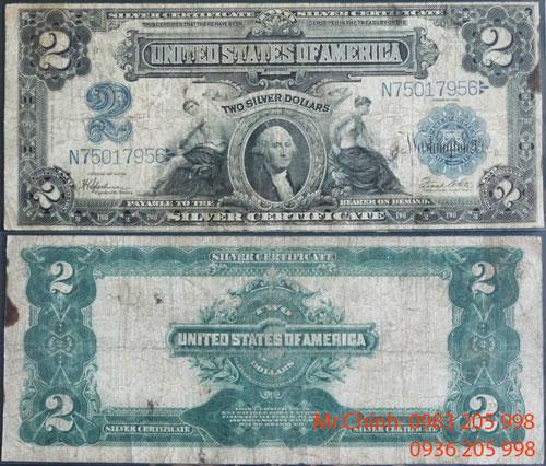 2 USD 1899 Khổ Lớn