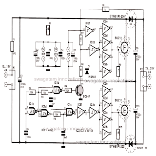 Simple Digital Clock Using 8051 furthermore Build Dc Ac Power Inverter together with Tank Circuit Oscillator in addition Voltage Tripler Circuit in addition Dynaaudio pressor. on simple voltage doubler circuit