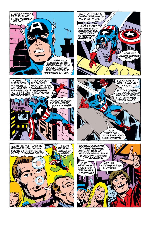 Captain America (1968) Issue #168 #82 - English 9
