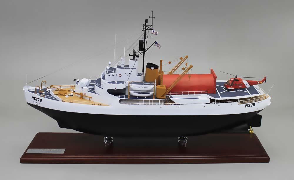 Us Coast Guard Icebreaker Model Sd Model Makers
