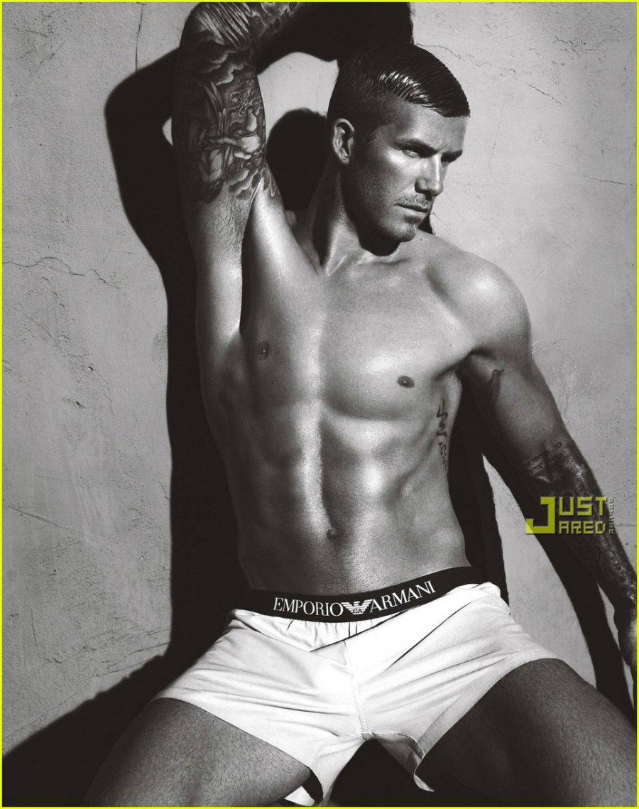 David Beckham presenta nueva línea de ropa interior RPP