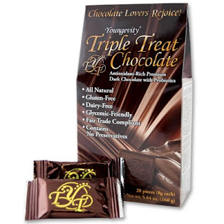 Free Triple Truffle Chocolate