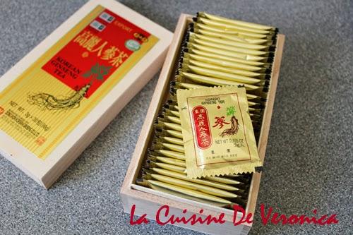 La Cuisine De Veronica 高麗人蔘茶