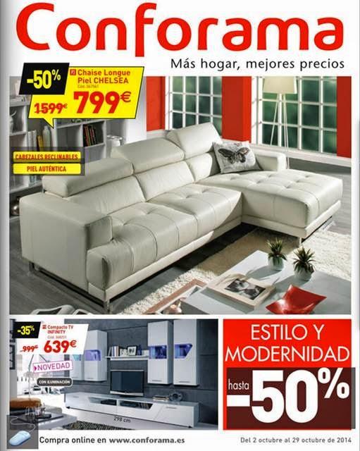 catalogo conforma muebles y electro 10-2014