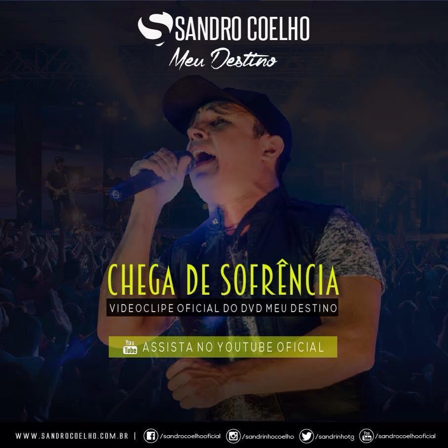 Sandro Coelho – Chega de Sofrência (2015) Mp3