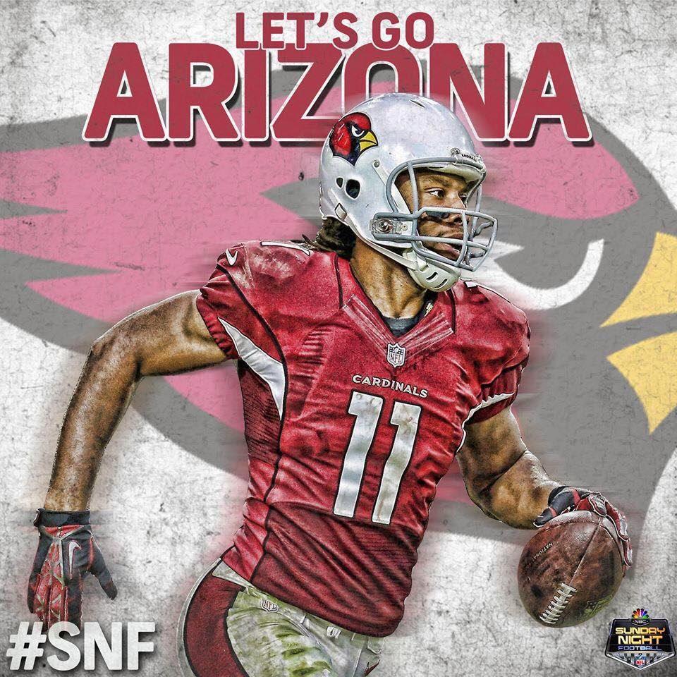 Let's go arizona. #cardinals #azcardinals #LarryFitzgerald