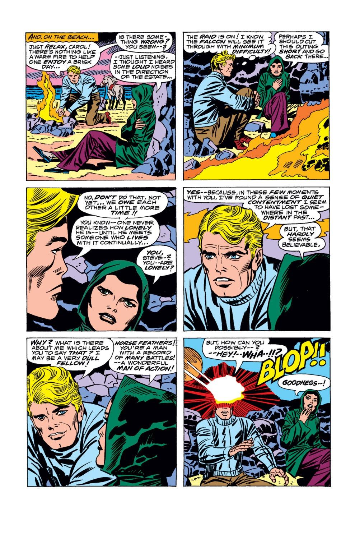 Captain America (1968) Issue #198 #112 - English 15