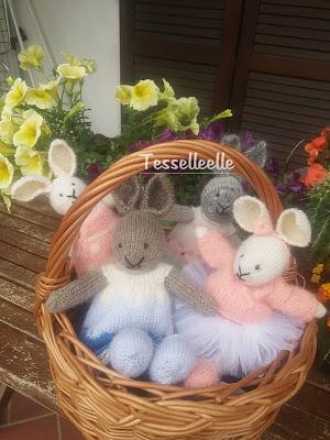 Coniglietti e conigliette!