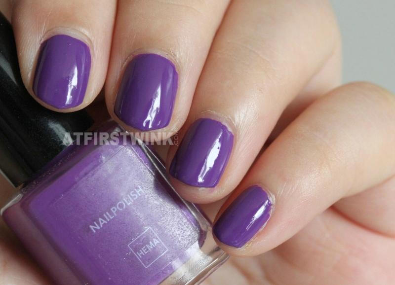 HEMA nail polish 24