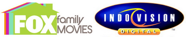 Daftar acara Fox Family Movies di Indovision.