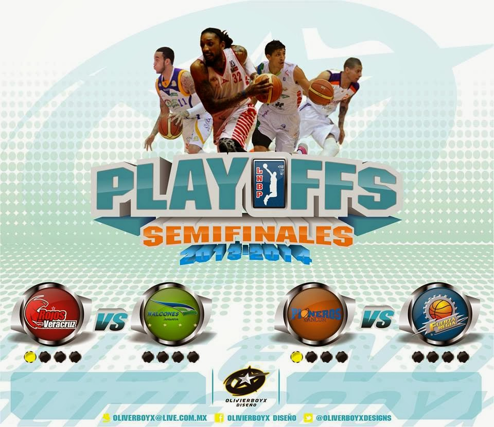 Noticias Playoffs LNBP