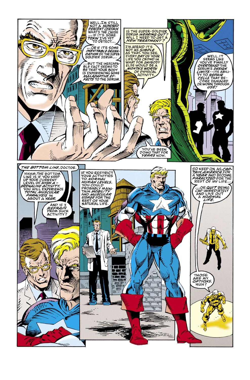 Captain America (1968) Issue #425 #375 - English 7
