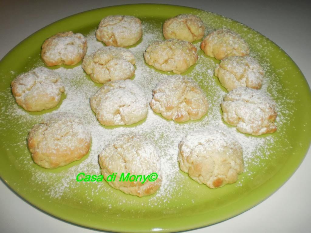 biscotti arancia e cioccolato bianco