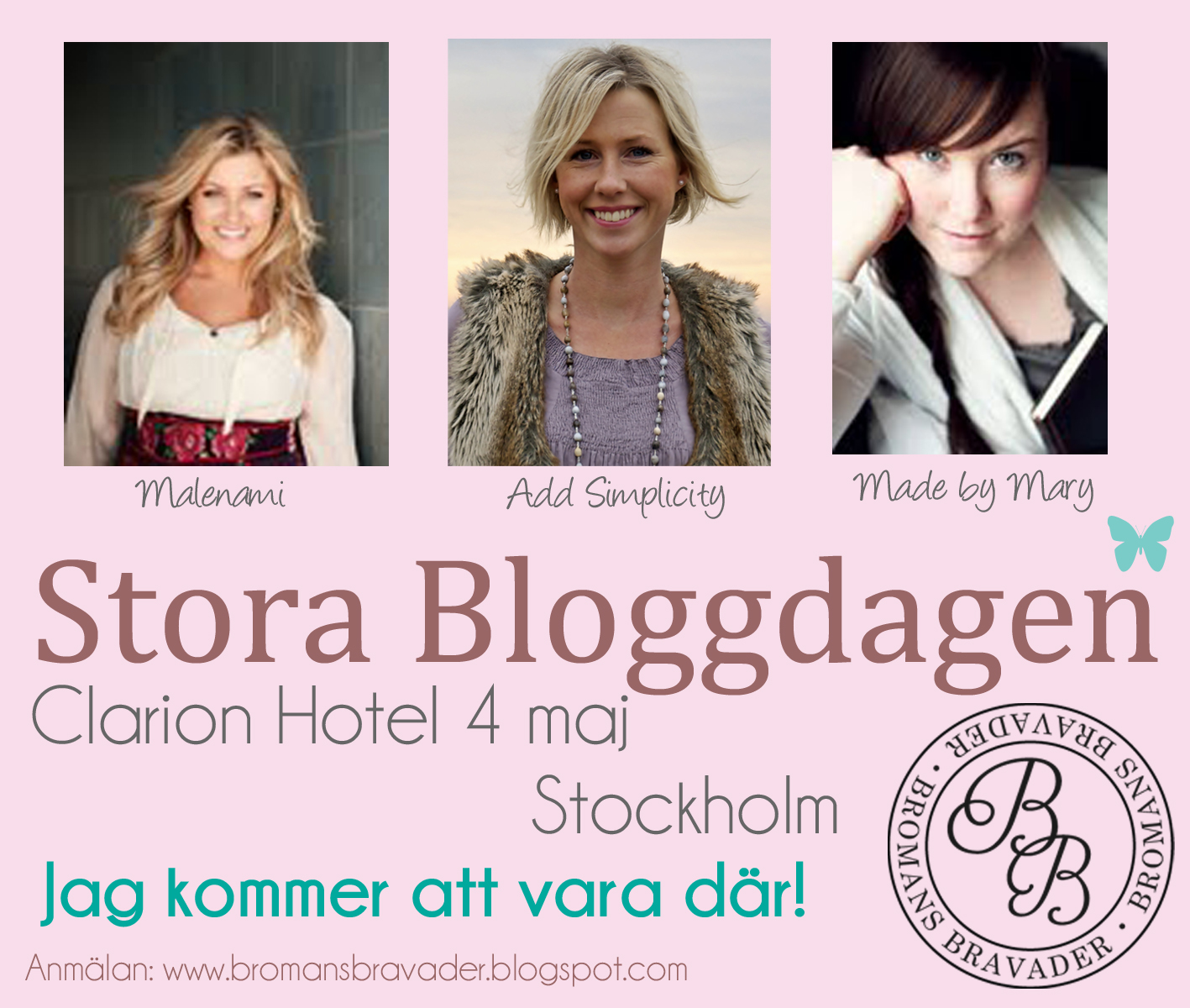 Stora Bloggdagen