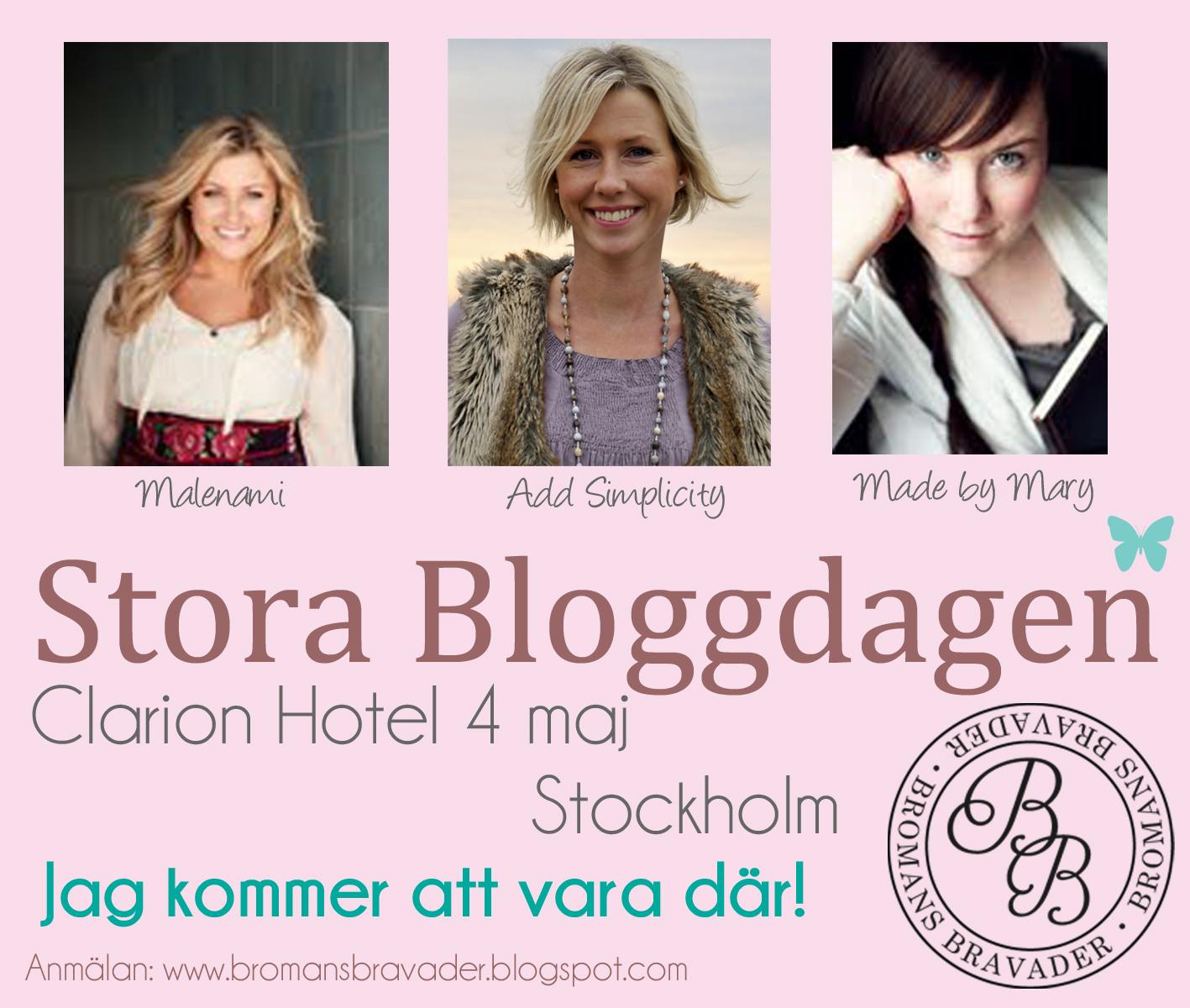 Stora Bloggdagen