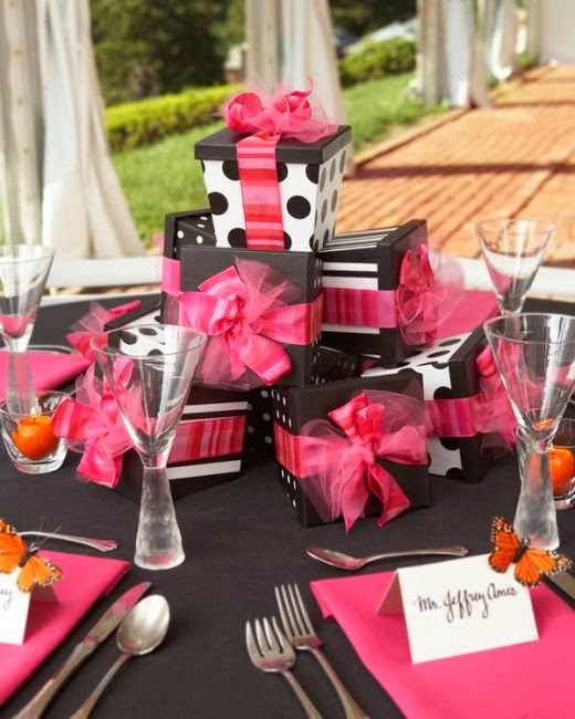 Bridal shower centerpieces ideas wedding