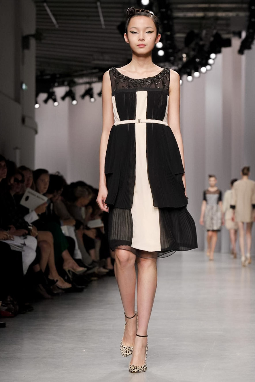 Runway antonio marras spring summer 2012 cool chic style fashion Fashion style via antonio panizzi
