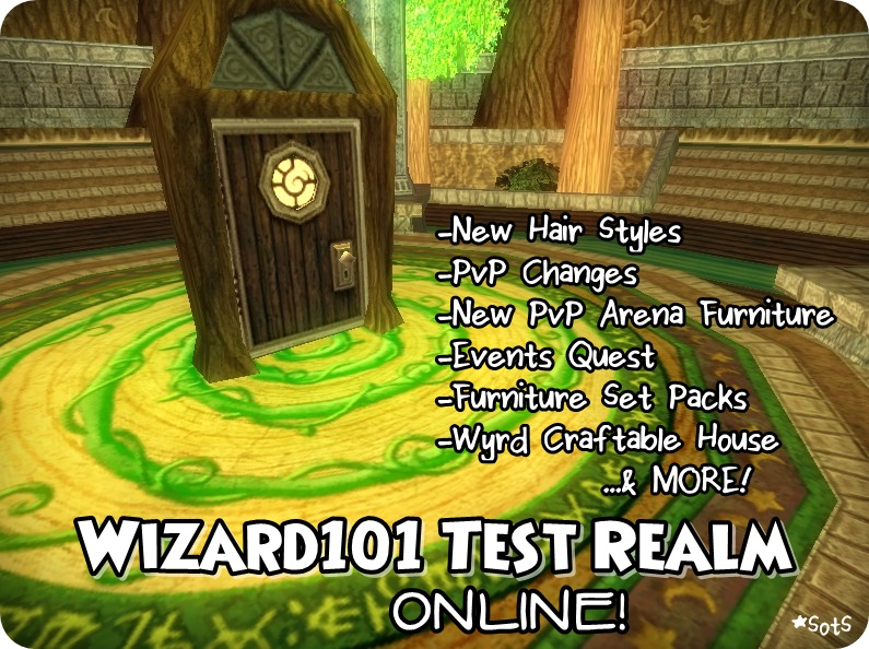 Wizard101.Com Test Realm