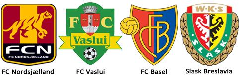 PES 2013: Respecto a los 10 clubes de la 1er demo