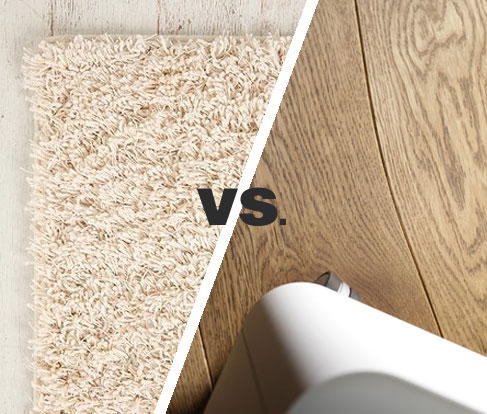 Carpet Vs Wood Hardwood Bargains