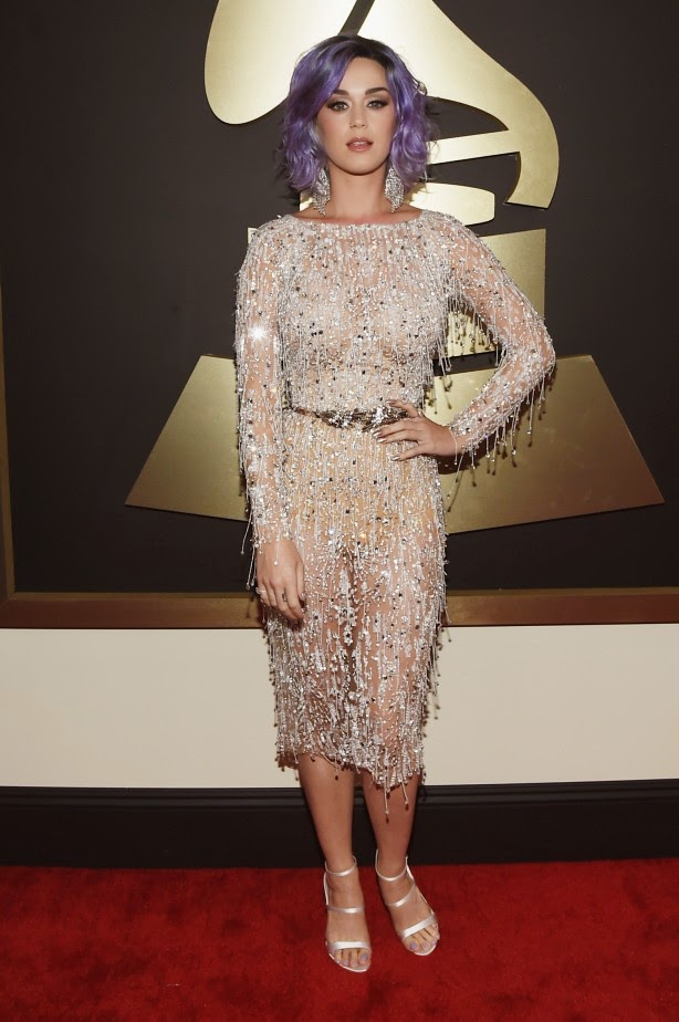 Katy Perry Grammy 2015