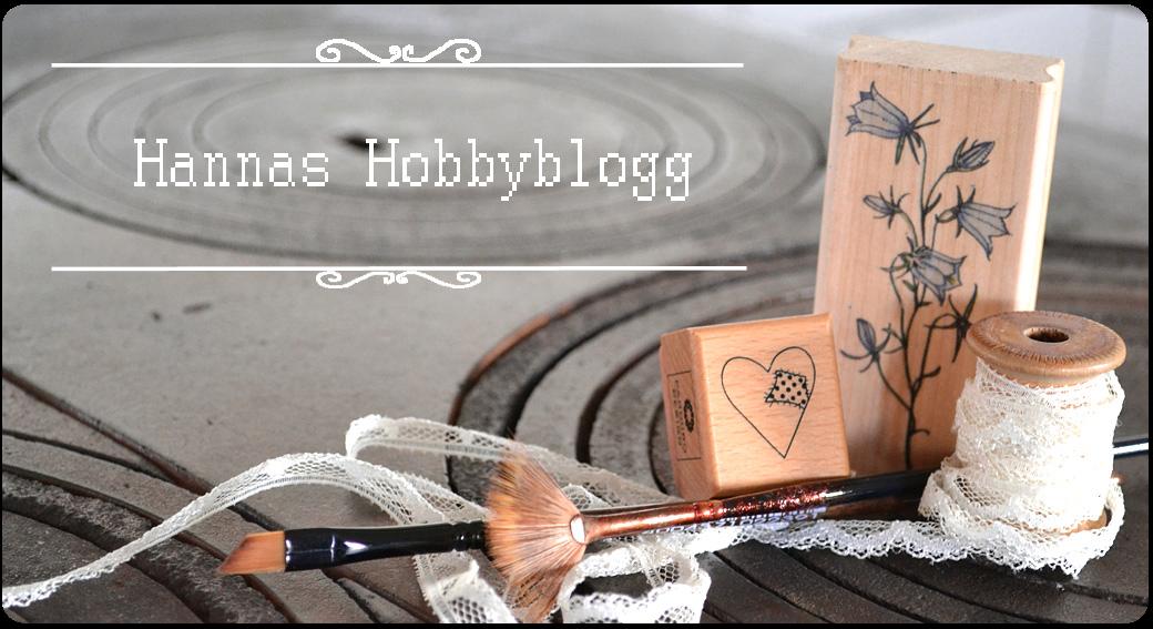 Hannas Hobbyblogg
