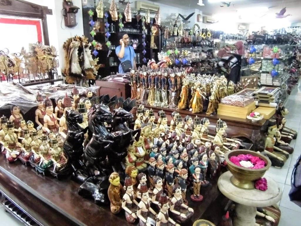 Wisata Belanja Mirota Batik Jogja  Jogja Istimewa