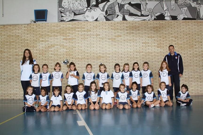 Escuela de chicas (1º de primaria)