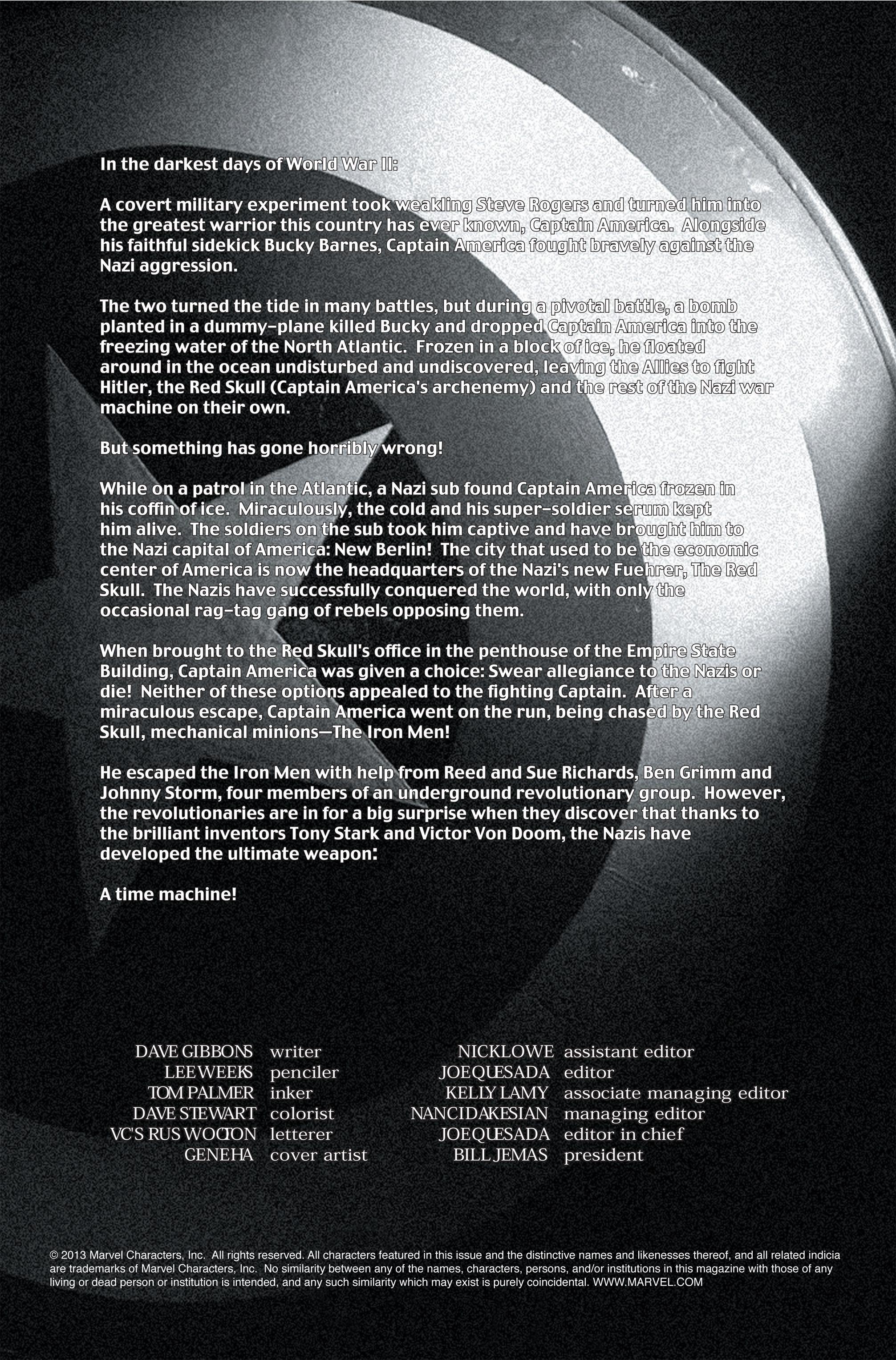 Captain America (2002) Issue #19 #20 - English 2