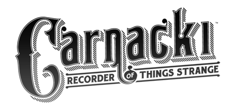 Carnacki  Recorder of Things Strange