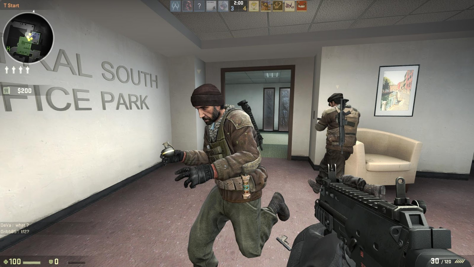 Download Counter Strike Global Offensive PC Compressed gameplay 1 www.giatbanget.blogspot.com