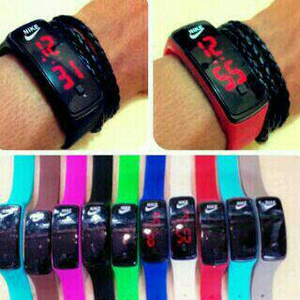 jam led murah, grosir jam led murah, jam anti air, asli jam tangan led murah, grosir jogja jam led