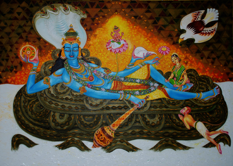 vishnu and the ten incarnations essay