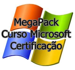 Download - MegaPack Curso de Certificação Microsoft