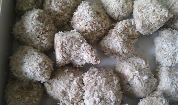recept på havrebollar