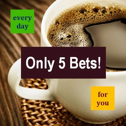 only-5-bets-today