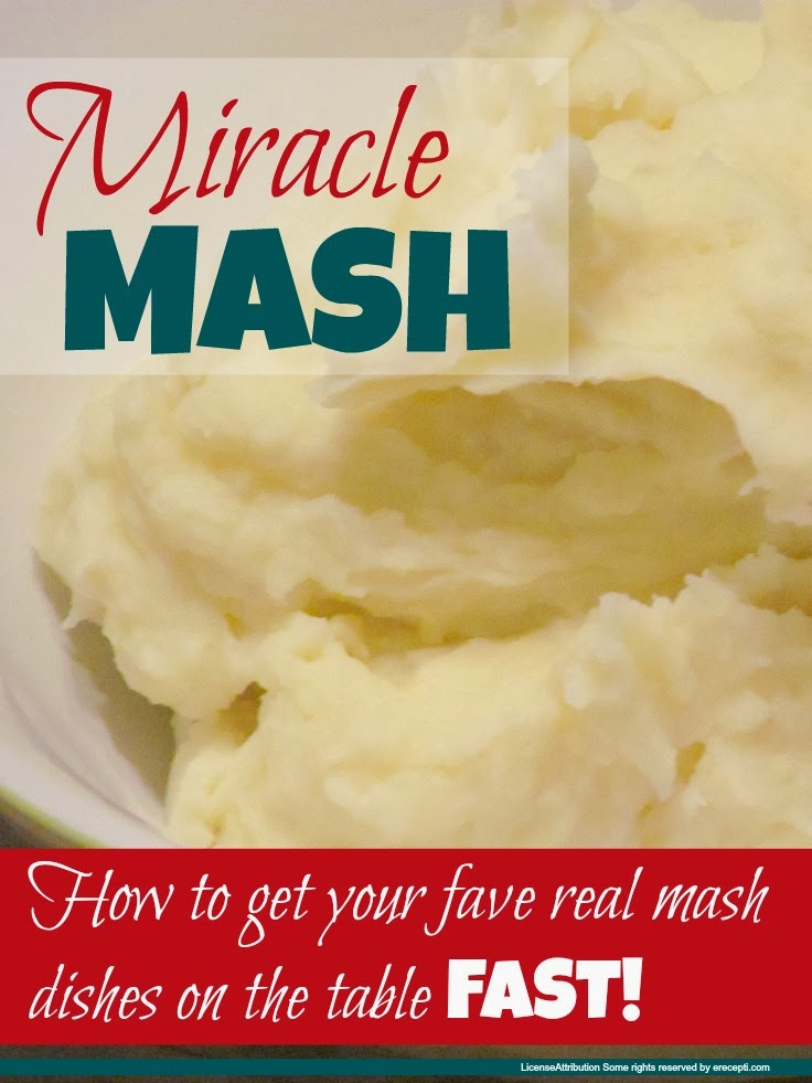 Mashed Potato Recipes @ Mums Make Lists