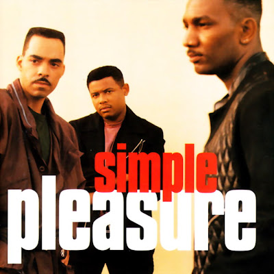 Simple Pleasure - Simple Pleasure (Self Titled)-Retail-1992